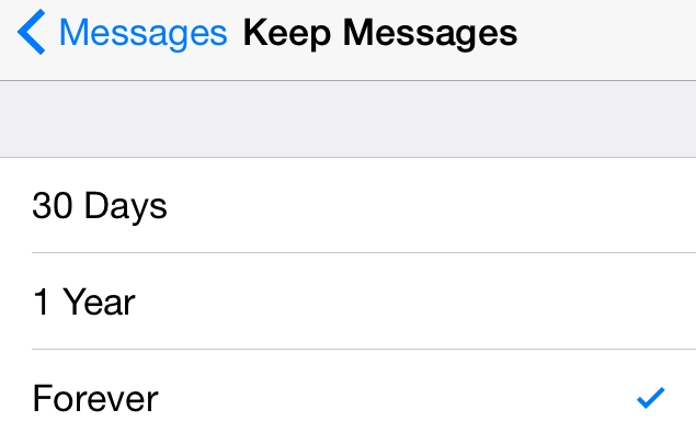How to Automatically Delete Old Text Messages on iPhone
