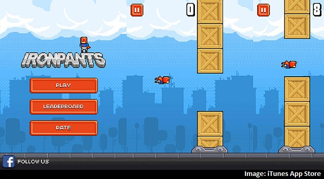 'Flappy Bird' copycats keep on flapping