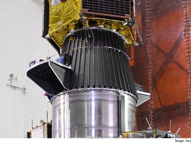 Isro to Launch 6 Singaporean Satellites at 6pm on Wednesday