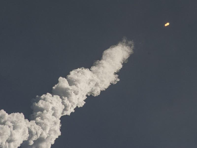 Isro Launches GSAT-6 Communications Satellite