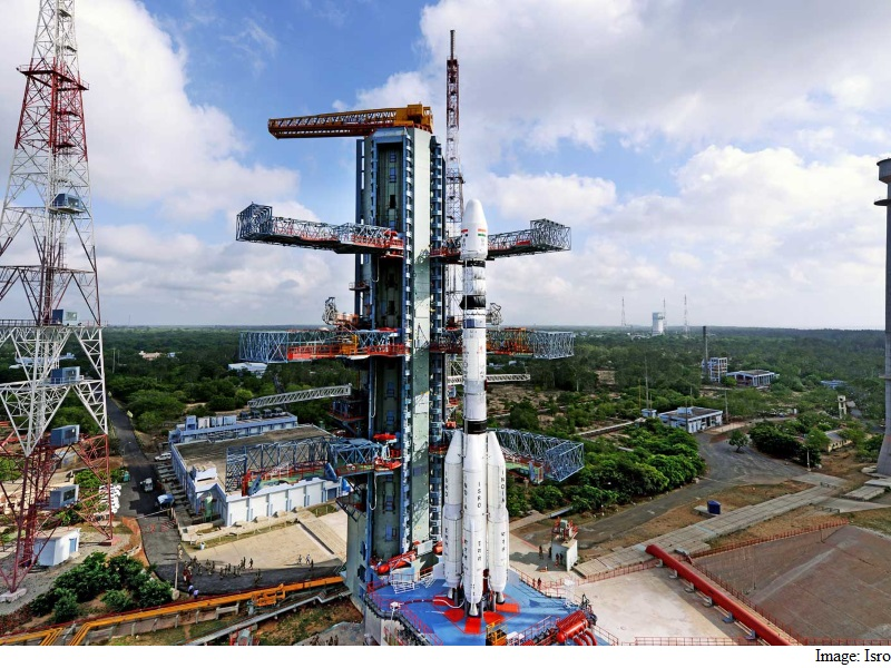 Isro Says Countdown for GSAT-6 Launch to Start Wednesday