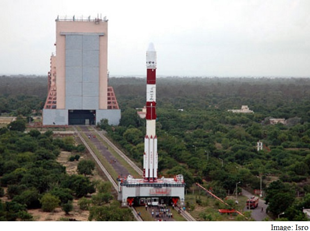 Countdown Begins for Isro PSLV Satellite Launch on Friday