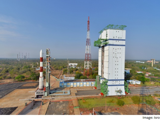 Isro Hopes Its 'Big' Offering Will Benefit the Masses