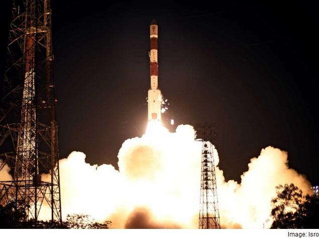 Isro Successfully Launches 5 British Satellites on Friday