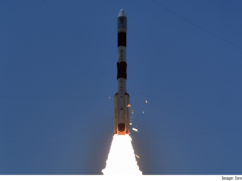 Isro to Look at Possibility of Recovering Rocket Stage