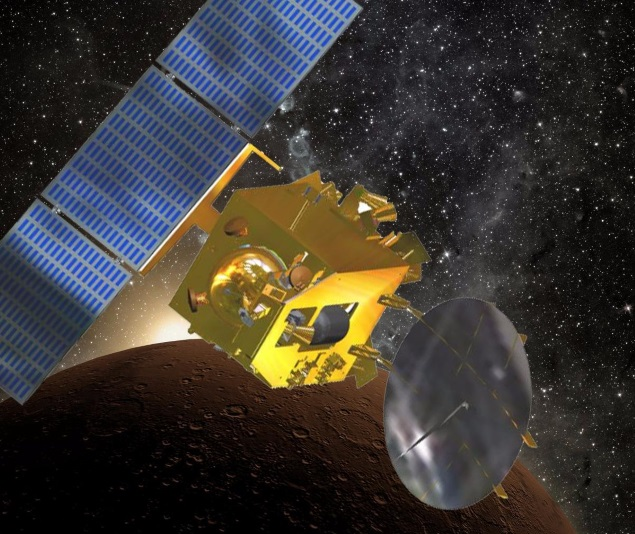 Isro's Mangalyaan Enters 15-Day Blackout Period on Monday