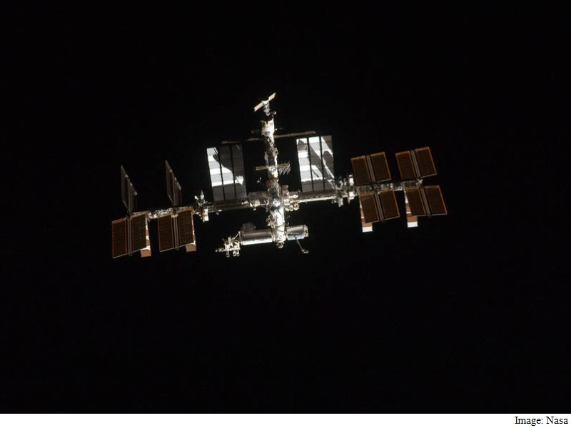 ISS Completes 100,000th Orbit of Earth: Mission Control