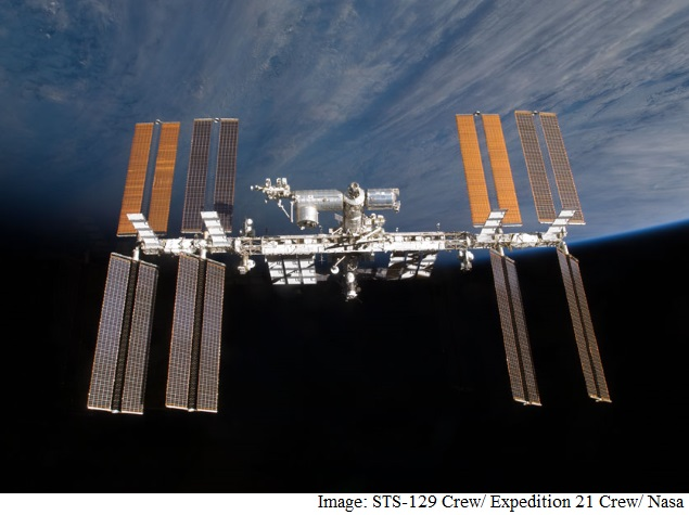 ISS Astronauts Welcome New Year 2015 as Many as 16 Times