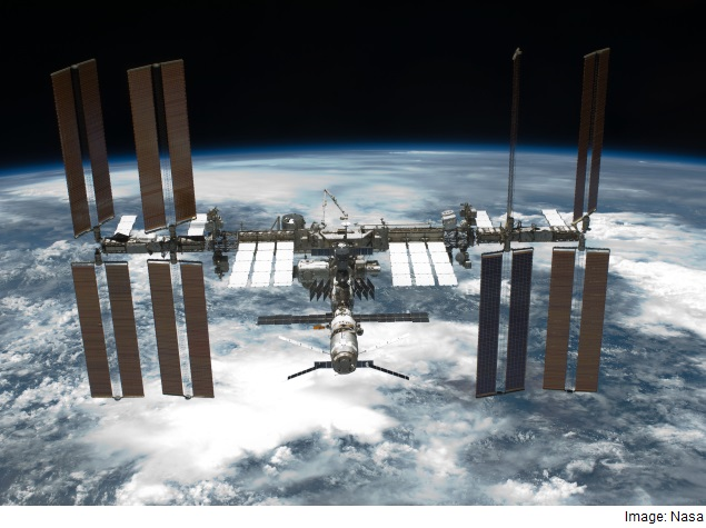Nasa Book to Detail How ISS Research Helps Improve Life on Earth