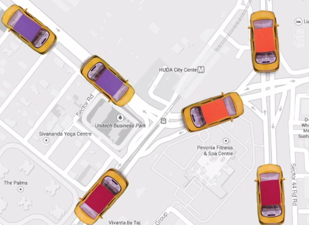 Get Meru, Ola, TaxiForSure, and Other Cabs From One App