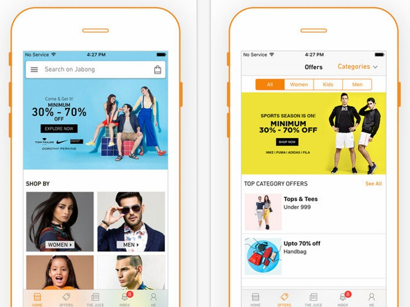 Jabong Says Lower Discounts Helped Narrow Gross Loss in 2015