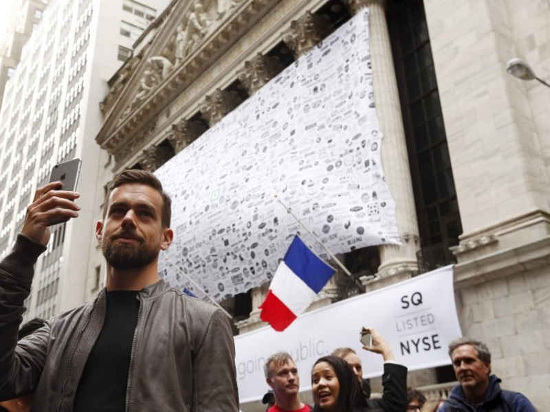 Dorsey-Led Square Posts Strong Results in First Quarterly Report Since IPO