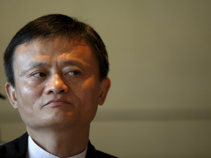 Alibaba's Jack Ma Says Assisting US Probe: Report
