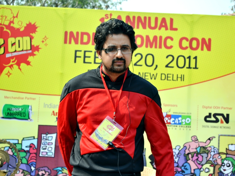 Comic Con India Founder Jatin Varma Says There's No Other Space for Pop Culture in the Country