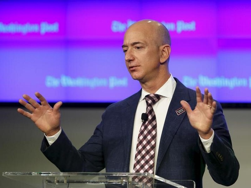 Amazon CEO Jeff Bezos Defends Workplace Culture in Shareholder Note