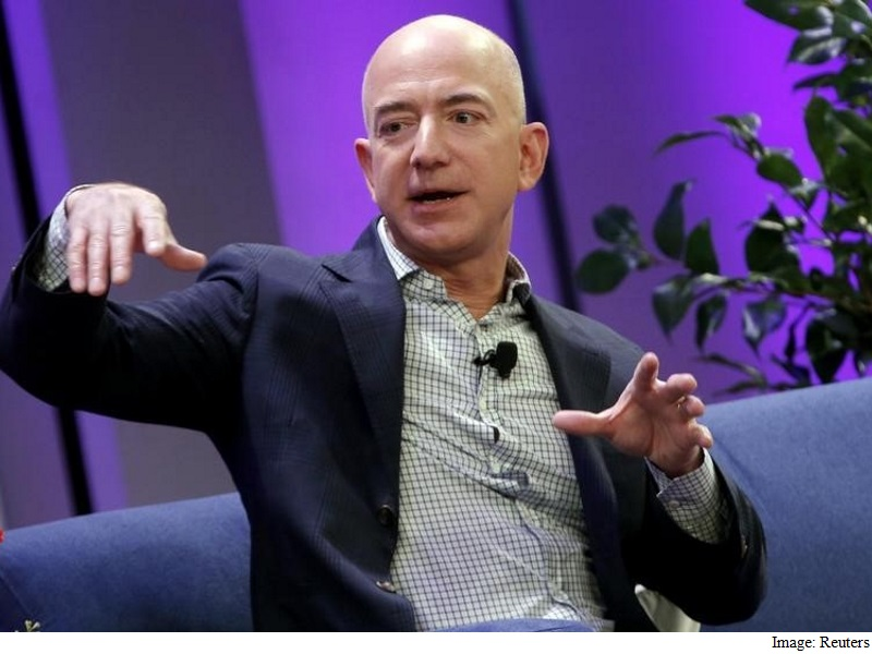 Why Jeff Bezos Says Amazon Is 'The Best Place in the World to Fail'