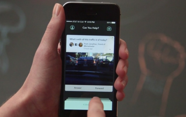 Twitter co-founder unveils social answers app, Jelly for Android and iOS
