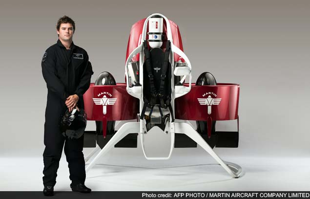 Jetpack gets a flight permit in New Zealand