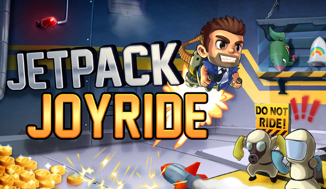 Jetpack Joyride for Android lands on the Google Play store ...