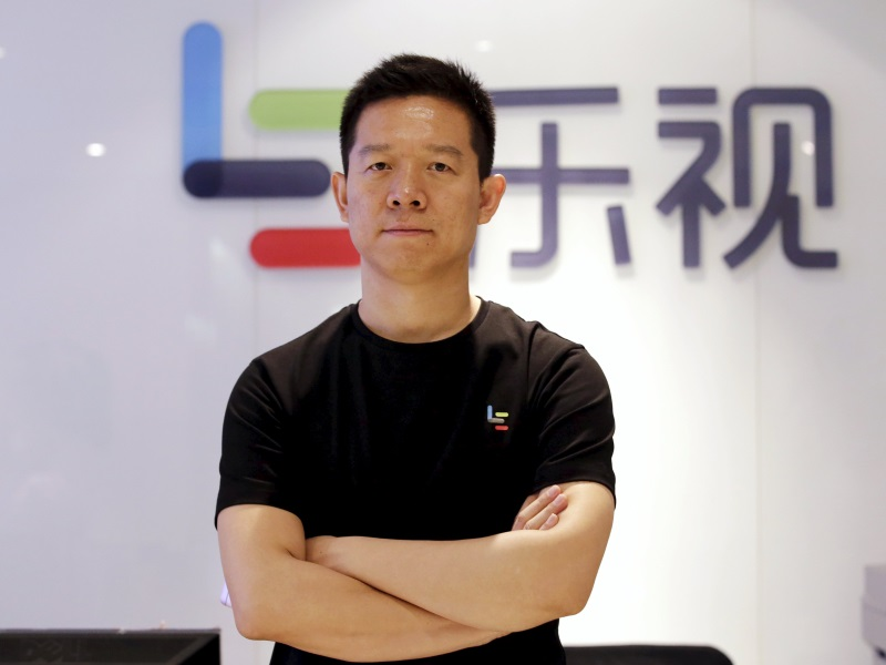 LeEco's CEO Takes Over as Coolpad's Chairman