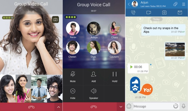 Reliance Jio Infocomm Launches Chat App for Android and iOS
