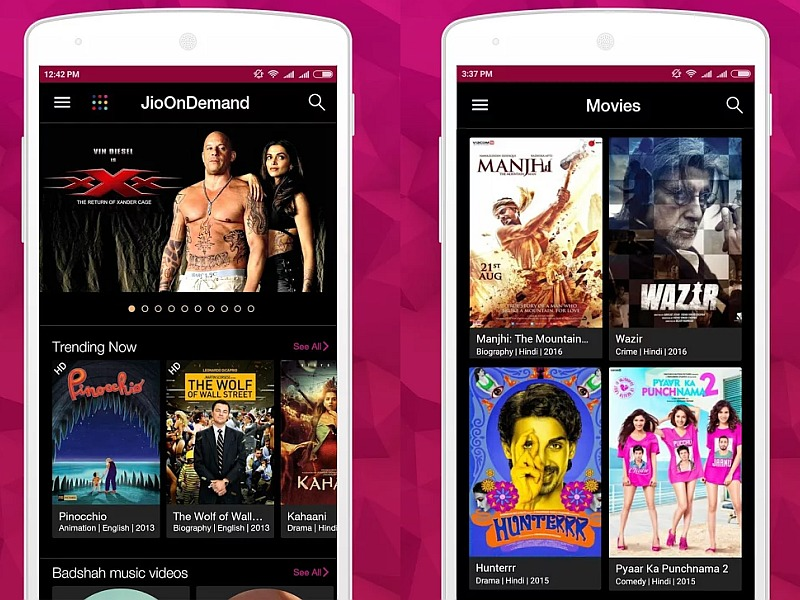 Reliance Jio's JioOnDemand: Ready to Take on Established VoD Players?