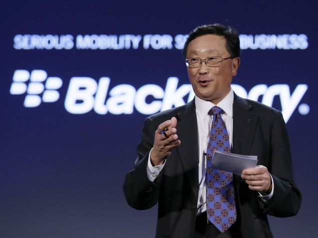 BlackBerry Names Cisco's Carl Wiese New Global Head of Sales