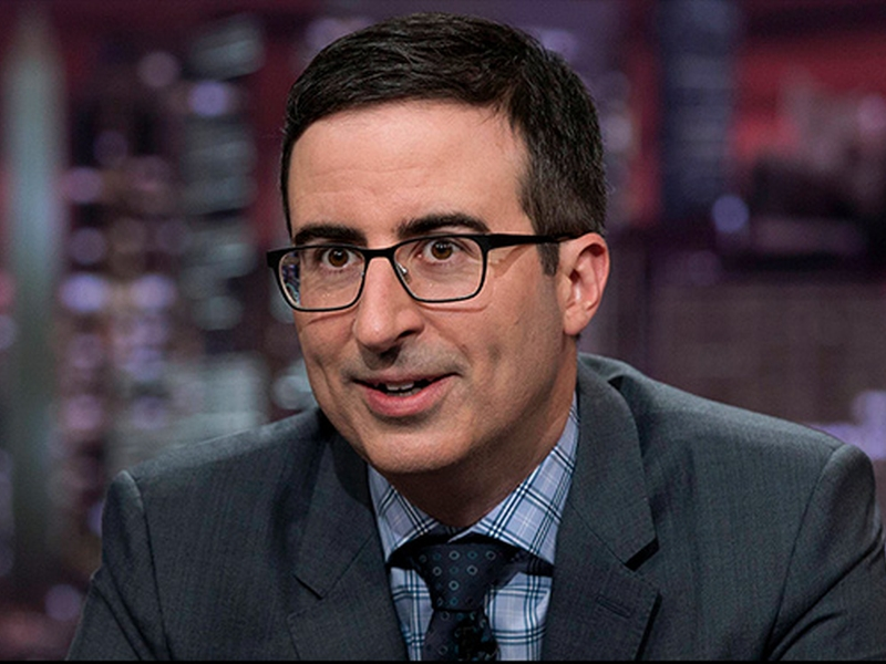 John Oliver's Must See Takedown of India's Porn Ban