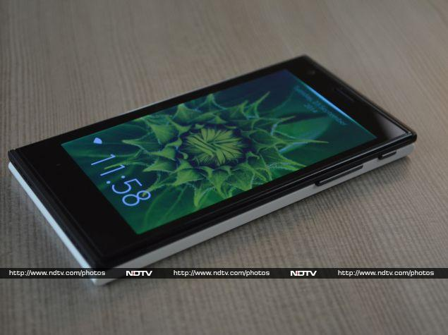 Jolla Sailfish OS Smartphone: First Impressions