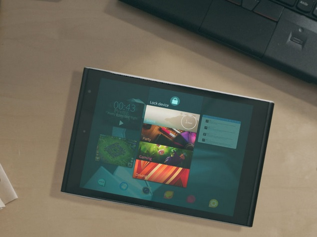 Jolla Tablet Crowdfunding Project Ends, Reaches Second Stretch Goal