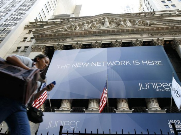 Nokia mulls buying Juniper Networks, merging it with NSN: Report