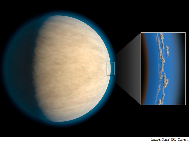 Clouds Around Exoplanets Could Be Hiding Atmospheric Water: Study