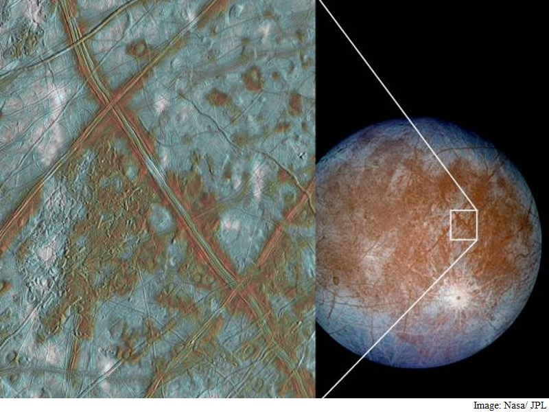 Jupiter Creates Enough Heat on Europa to Support an Ocean: Study