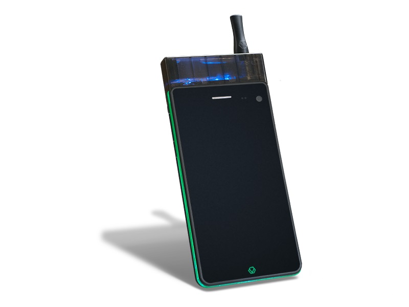 Smartphone With Inbuilt E-Cigarette Unveiled: Report