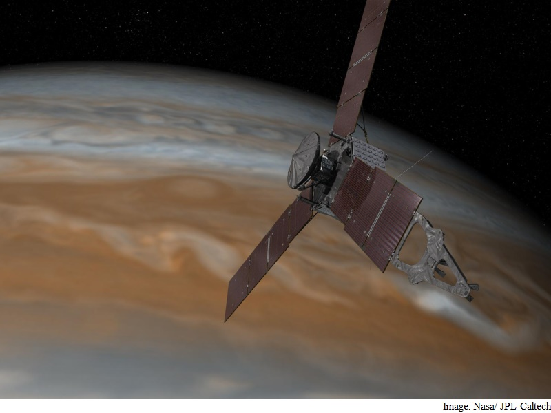 Nasa's Juno Probe Inches Closer to Jupiter