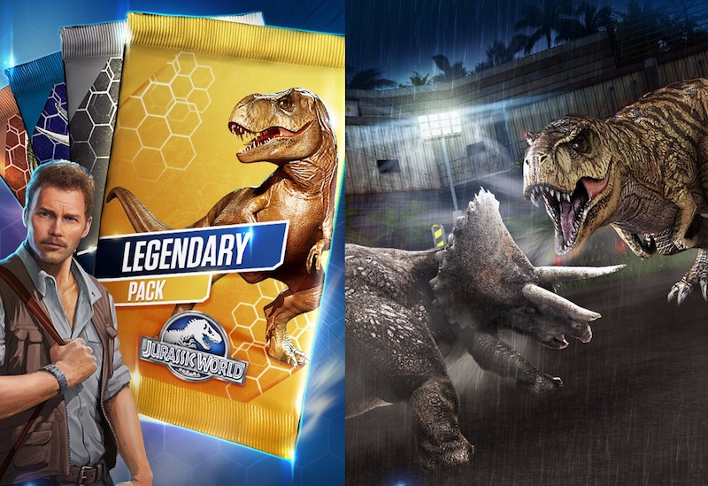 Kid Spends Nearly $6,000 in Jurassic World on iPad