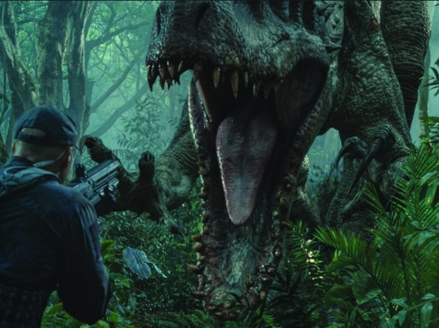 Jurassic World Is Bigger Than Jurassic Park, But Not Better