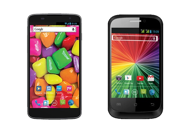 Karbonn Titanium S5+, Karbonn A1+ Duple budget smartphones listed on official site
