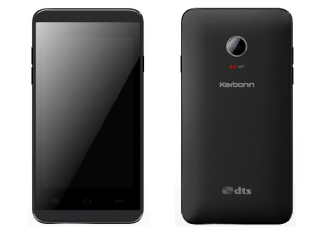 Karbonn A15+ and Karbonn A1+ Duple budget smartphones available online