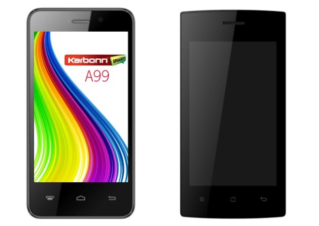 Karbonn A16 and Karbonn A99 budget Android smartphones available online