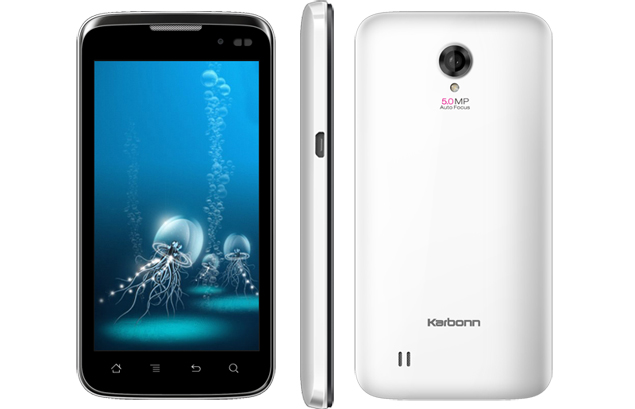 Karbonn A9+ and A21 dual-SIM Android smartphones spotted online