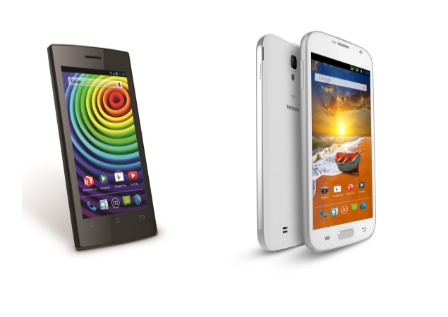 Karbonn launches four budget Android dual-SIM smartphones under Rs. 7,500