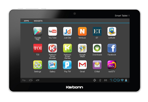 Karbonn launches ICS tablet for Rs. 6,990