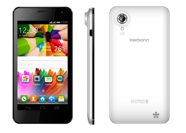 Karbonn Titanium S4 with 4.7-inch HD AMOLED display listed online at Rs. 15,990