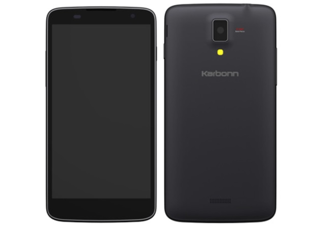 Karbonn Titanium S5+ quad-core Android smartphone available online at Rs. 10,636