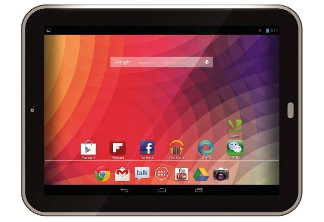 Karbonn launches Cosmic Smart Tab 10 tablet with Android 4.1 for Rs. 10,490