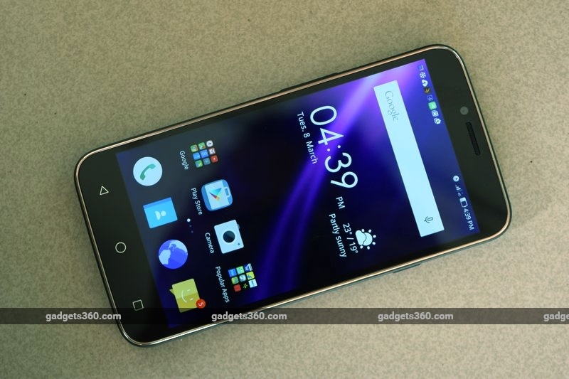 Karbonn Quattro L50 HD Review