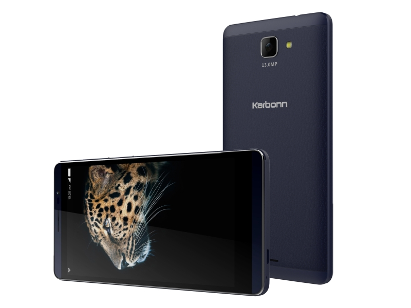 Karbonn Quattro L55 HD With VoLTE Support, VR Headset Launched at Rs. 9,990