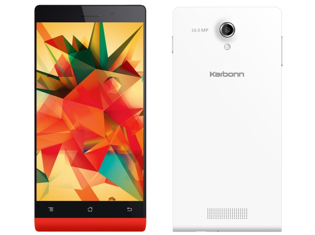 Karbonn's Octa-Core Phones to be Available Starting Rs. 11,990