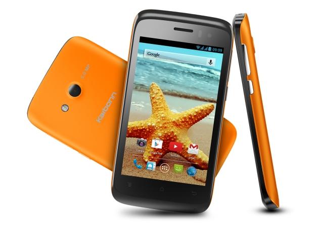 Karbonn Titanium S1 Plus Dual-SIM Smartphone Launched at Rs. 6,490